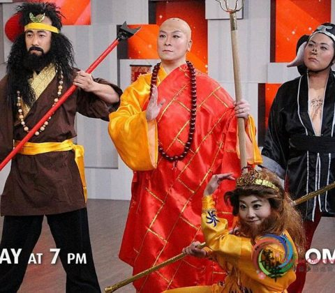 CCAA at OMNI Television – Journey to the West